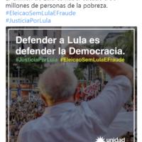 exemplo #justiciaparalula