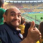"""""""Chapolin Colorado"""" invade a rede das imagens da Copa entre 16 e 17 de junho"""